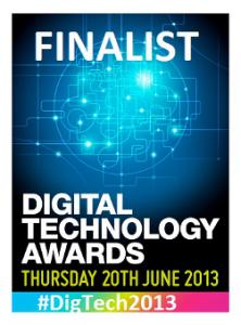 Digital Technology Awards 2013