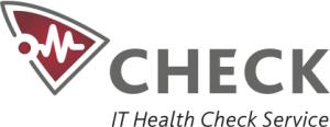 CESG IT Health CHECK Service